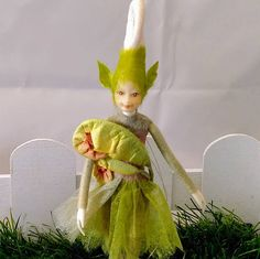 Hey, I found this really awesome Etsy listing at https://www.etsy.com/uk/listing/508937980/fairy-wood-elf-fairy-figurine-fairy-doll