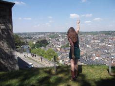 The Citadel in Namur, Belgium