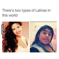 Funny pictures about Latinas Of The World. Oh, and cool pics about Latinas Of The World. Also, Latinas Of The World photos. Funny Girl Meme, Funny Memes About Girls, Funny Quotes, Funny Tweets, Life Quotes, Hispanics Be Like, Mexicans Be Like, Hispanic Jokes, Hispanic Girls