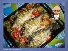 Cocina con Paco: Doradas al limón
