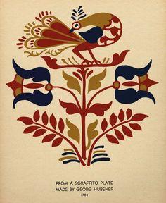 Pennsylvania Dutch Folk Art Designs - Bing Images