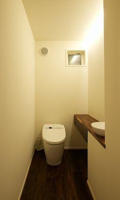 トイレ(KN邸) - バス/トイレ事例 SUVACO(スバコ)