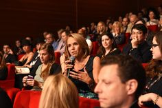 #AWXI Advertising Week:   Katie Couric attends the Rethinking Marketing to Women