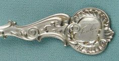 SHIEBLER - Rococo, 1888