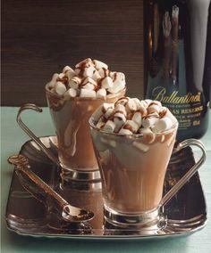 Chocolat Chaud Epicé