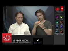 Create like never before with CC mobile apps  | Adobe Creative Cloud - YouTube
