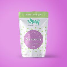 Today, Super Foods on Packaging of the World - Creative Package Design Gallery