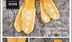 Gloves, Winter, Design, Fashion, Winter Time, Moda, Fashion Styles, Fashion Illustrations