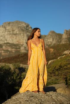 One of our favourite dresses - The Sunflower Gypsy Dress for just SOLD OUT Gypsy Dresses