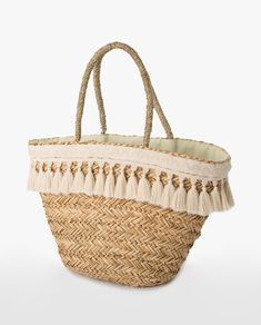 Wicker Baskets, Straw Bag, Crafts, Fibres, Unique, Products, Outfits, Fashion, Wings