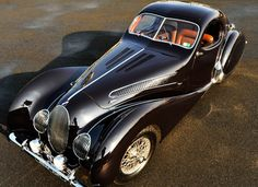 1938 Talbot-Lago.