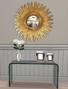Starburst Gold Mirror - Visit today and pick up some great freebies…