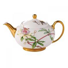 Floral Eden Teapot