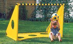 Fußball-Torwand bauen