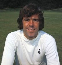 MIKE ENGLAND 1973-74 TOTTENHAM Tottenham Hotspur Fc, North London, Kicks, Soccer, England, Clock, Futbol, Watch, Football