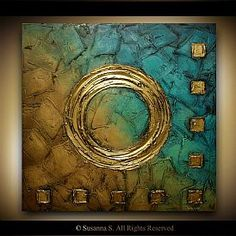 Abstract Art | Abstract Paintings | Original Art Online by Susanna Shap…