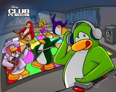 Post image for Club Penguin party ideas for your next kids party!