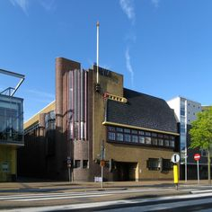 Gedempte Zuiderdiep Groningen. Arch Siebe Jan Bouma