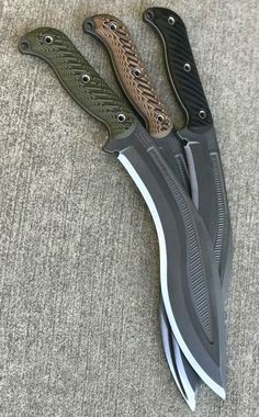 RMJ Kukri Fixed Blade Hyena Brown G-10. Ryan Johnson of RMJ Tactical has wanted to add a kukri style blade to his line up for years. That dream has finally come to fruition in the Kukri fixed blade. The RMJ Tactical Kukri has the size and heft needed for your most rigorous tactical challenges.