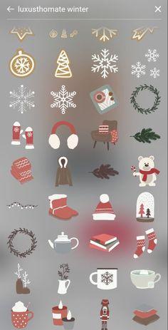 Christmas Instagram Emoji, Iphone Instagram, Instagram And Snapchat, Instagram Blog, Instagram Story Ideas, Instagram Quotes, Creative Instagram Photo Ideas, Ideas For Instagram Photos, Collage Des Photos