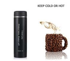 Coffee Thermos Easy To Clean How To Make Ice Coffee, Coffee To Go, Hot Coffee, Iced Coffee, Coffee Club, Coffee Brewer, Best Coffee Thermos, Flavored Milk, Coffee Drinkers