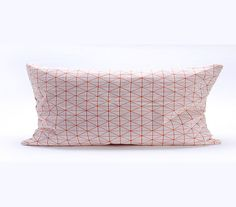 Four origami geometric pillows 19.5X19.5 50x50 cm by mikabarr