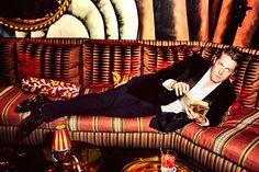 Hugh Grant: A Dashing Leading Man in His Bespoke Finest Photos | W Magazine