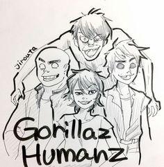 Gorillaz' Humanz