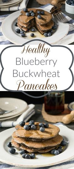 A healthy, hearty breakfast is worth its weight in gold. These blueberry…