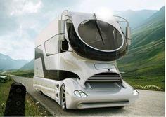 Esta es la caravana más cara del mundo, alucina cómo es por dentro! | LikeMag | We like to entertain you