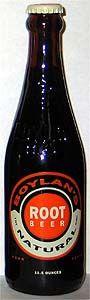 Boyan's Natural Root Beer