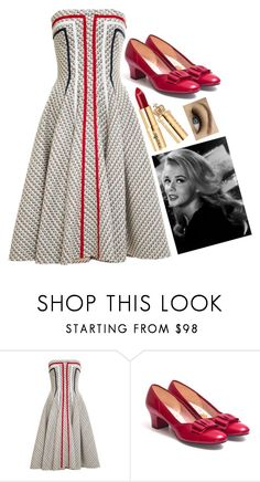 """""""Dancing shoes"""" by ajenk200 ❤ liked on Polyvore featuring Thom Browne and OPTIONS"""
