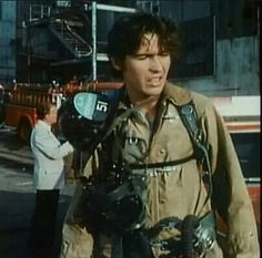 Randolph Mantooth as Johnny Gage