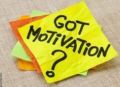 How do you stay motivated and inspired? How can you keep your passion, your excitement, fired up? By reviewing these self-motivators on a regular basis: 1. Get serious. Make a decision to go all the way to the top. Up to now, you've thought about it. Up to now, it's passed your mind. But now make up your mind to go all the way to the top, and your life will take off. It's the most extraordinary thing.