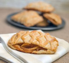 Apple Hand Pies with Lattice Crust