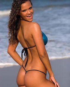 Brittany Woolford Almost Nude Bikini