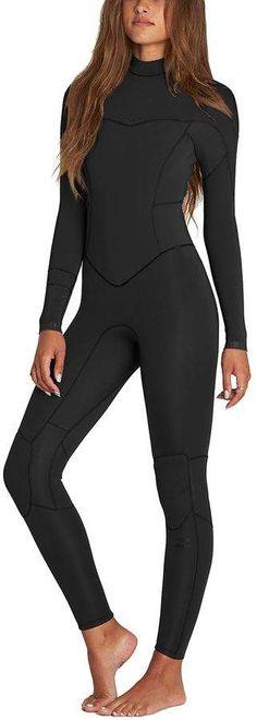 Billabong 4 3 Synergy Back-Zip Full Wetsuit - Women s 451ce32af