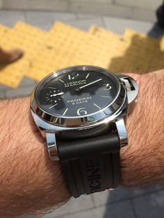 PANERAI PAM00510 LUMINOR MARINA 8 DAYS Taken with iPhone 5s