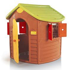Kinderspielhaus Smoby Jura Lodge  Neupreis aktuell 150€ lt. Idealo. Abhung aus Breitenlee