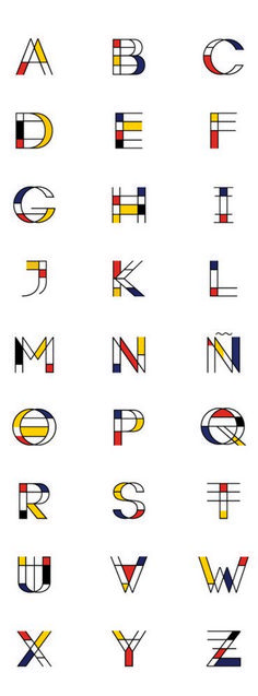 90 Beautiful Typography Alphabet Designs (Part www. Ways to Improve Your Typography Alphabet Design, Logo Design, Graphic Design Typography, Lettering Design, Design Design, Typography Layout, Creative Typography, Modern Typography, Vintage Typography, Modern Fonts