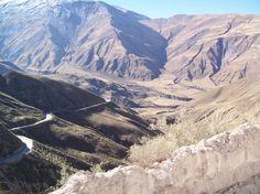 Northern Argentina- Salta