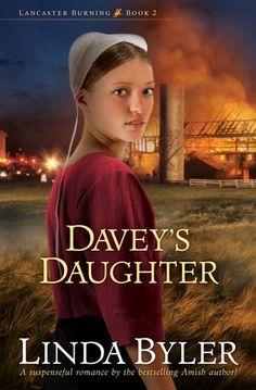 Davey's Daughter (Lancaster Burning #2)-Linda Byler
