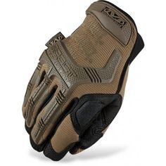 Mechanix Wear M-Pact Glove, Coyote - Gloves - Apparel - Tactical Distributors- Tactical Gear