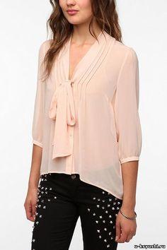 063394c0483 шифоновые блузки - Поиск в Google Модная Обувь