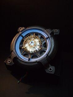 Whiplash's Arc Reactor How-To