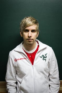 NaNiWa - Johan Lucchesi is a Swedish progamer currently training and competing in Seoul. He plays Starcraft 2. Click through for his profile.