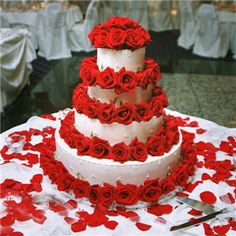 15 year anniversary ideas..this one kind of looks like my wedding cake :-)