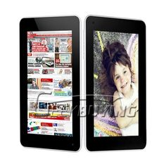 Teclast P76e Dual-core 7 inch RK3066 Android 4.1 G+G Screen Tablet PC 1G 8G $98.99