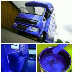 Picking the colours to match is almost the most exciting part! #KPHLTD #HorseHour #horseboxes #Equihour #EquineHour