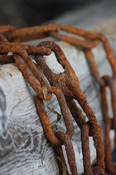 Rusty Chain by Mr. Zee